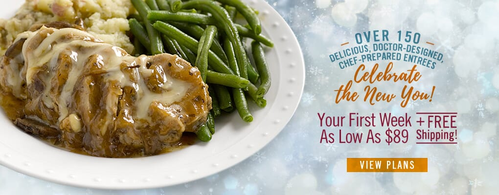 Free Shipping on Any Weight Loss Meal Delivery Plan