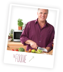 ed cederquist, foodie  and ceo of bistroMD