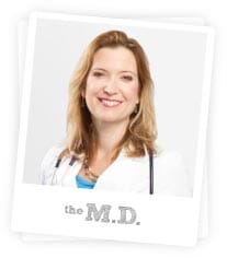 Dr. Cederquist - the M.D.