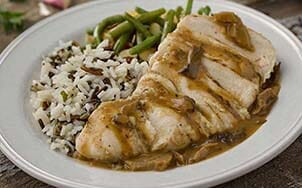 chicken-with-mushroom-cream-sauce