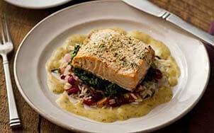 grilled-salmon-with-lemon-dijon-dressing
