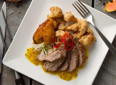 Lunch Sliced Pork