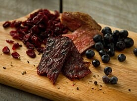 Dried Sirloin Beef Strip