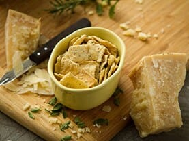 Parmesan Italiano Chips