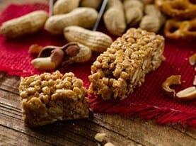 Peanut Pretzel Protein Bar