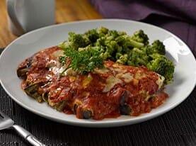 Eggplant Lasagna Casserole