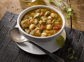 Hatch Green Chile and Pork Stew