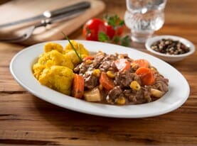 Beef Steak & Ale Stew