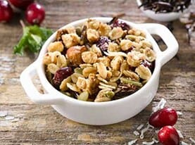 Simply Forage Granola